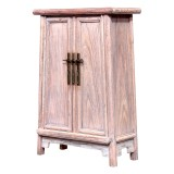 Product ID : 7048 - Category : Small Cabinet - Product Name : Wooden Side Cabinet with 2 Doors