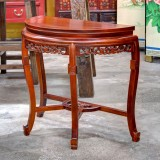 Product ID : 6742 - Category : Console Table - Product Name : Chinese Style Half Moon Side Table