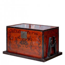 Product ID : 6808 - Category : Other Decor - Product Name : Vintage Chinese Wooden Trunk