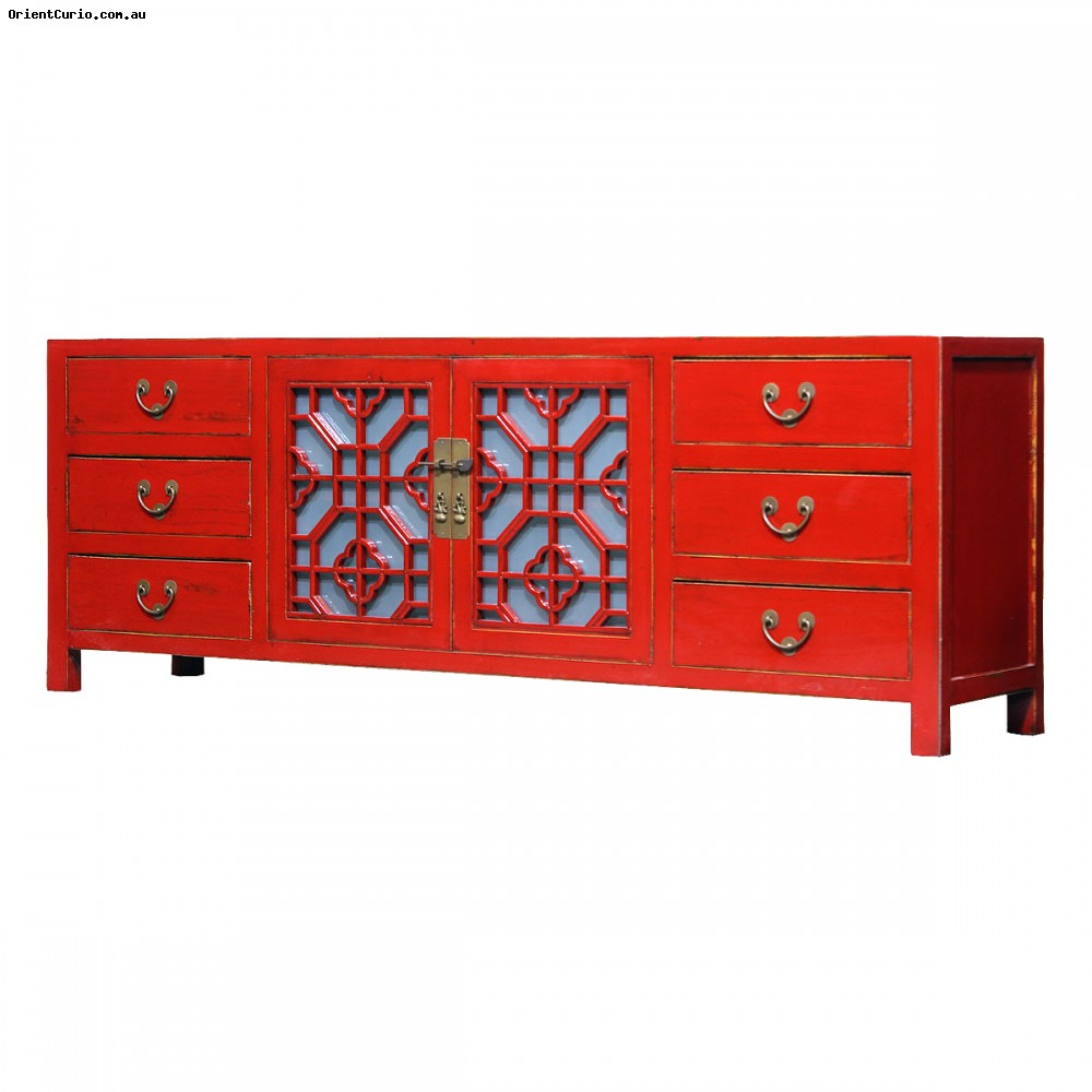 Category: TV Cabinet - Code:  - Size(cm): 180 W × 40 D × 65 H