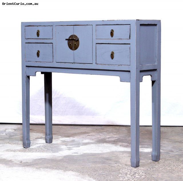 Category: Console Table - Code:  - Size(cm): 96 W × 26 D × 86 H