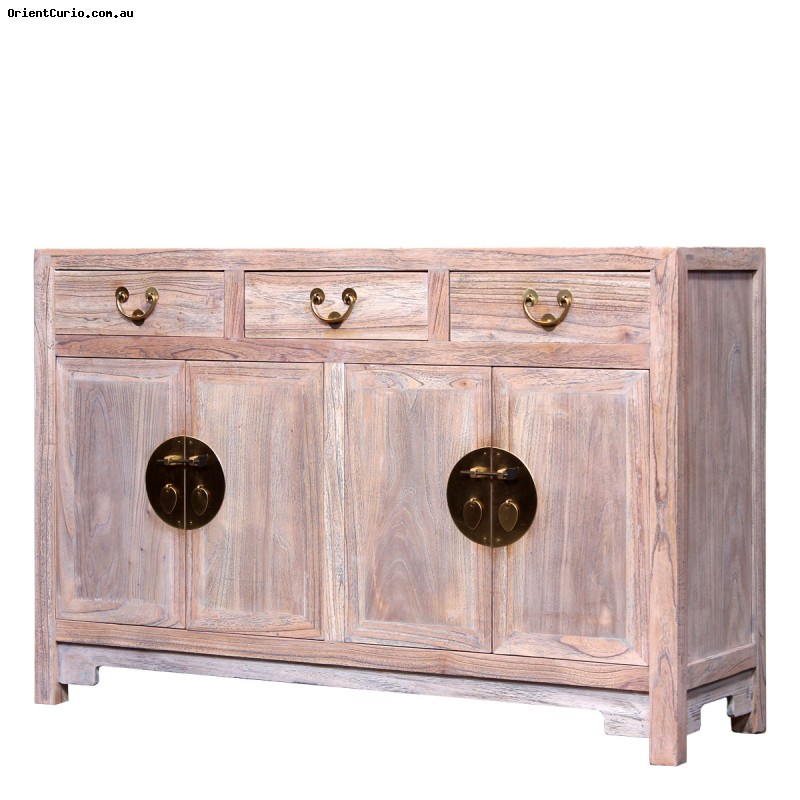 Category: Long Sideboard - Code:  - Size(cm): 130 W × 38 D × 85 H