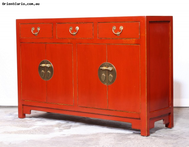 Category: Long Sideboard - Code:  - Size(cm): 130 W × 35 D × 85 H