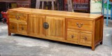 Product ID : 6514 - Category : TV Cabinet - Product Name : Wooden Chinese Style TV Cabinet