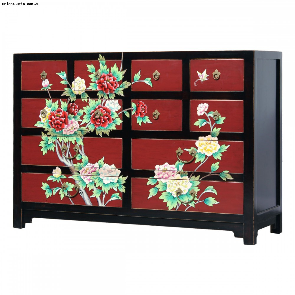 Category: Long Sideboard - Code:  - Size(cm): 130 W × 42 D × 90 H