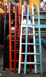 Product ID : 6172 - Category : Other Decor - Product Name : Lacquer Painted Bamboo Ladder in Various Colours