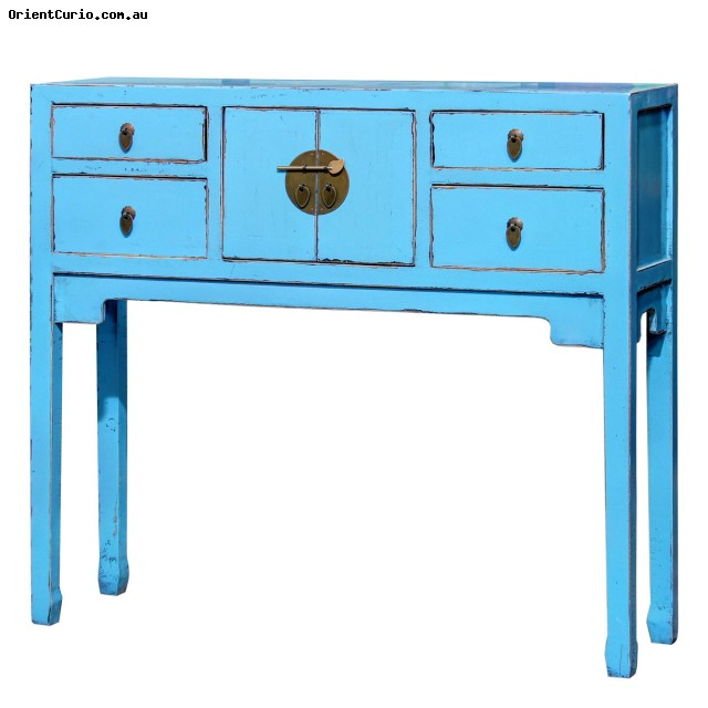 Category: Console Table - Code:  - Size(cm): 97 W × 26 D × 86 H