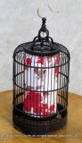 Product ID : 6173 - Category : Lighting - Product Name : Chinese Bird Cage Style Lamp