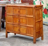 Product ID : 6741 - Category : Sideboard - Product Name : Vintage Bamboo Side Cabinet